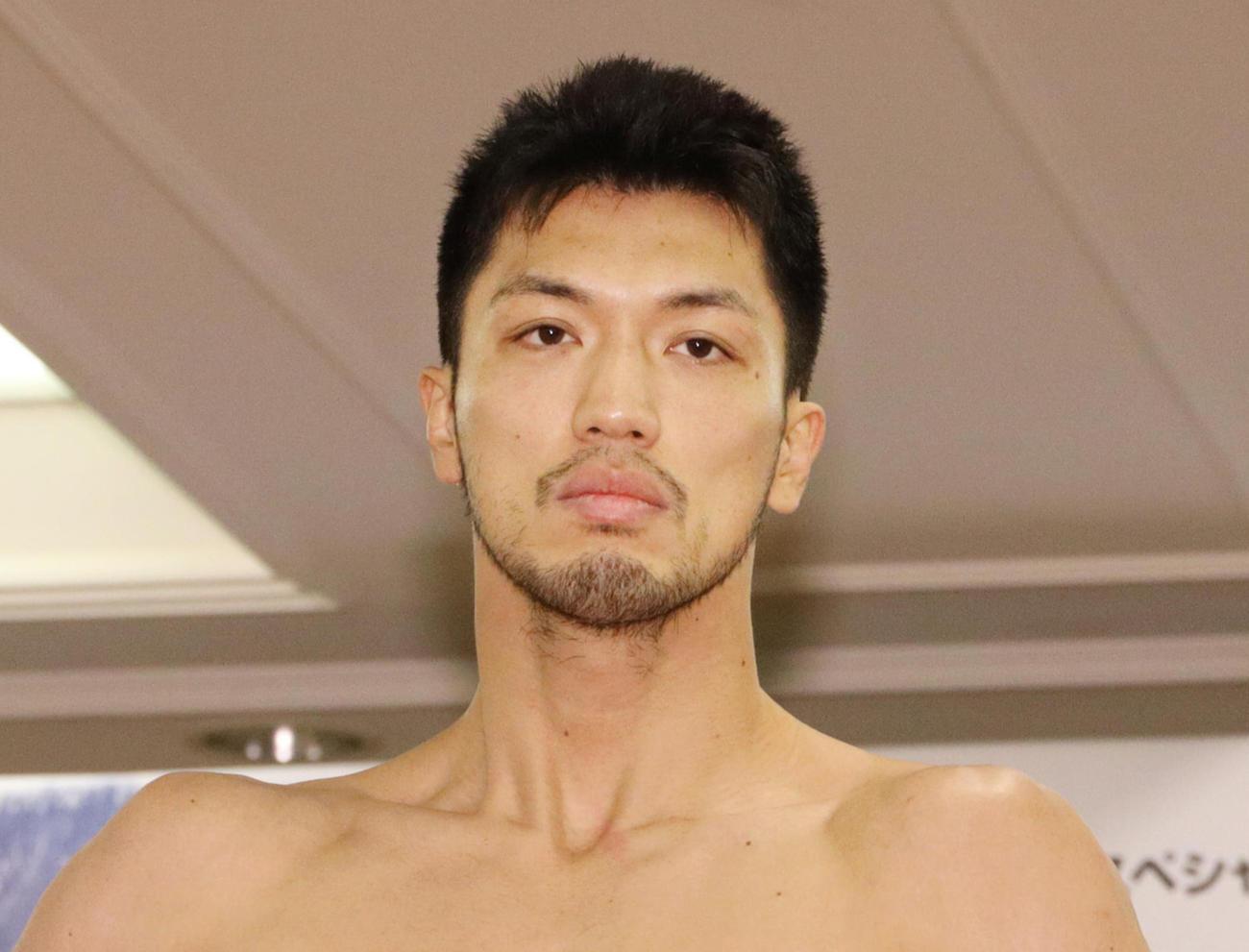 村田諒太(19年12月撮影)