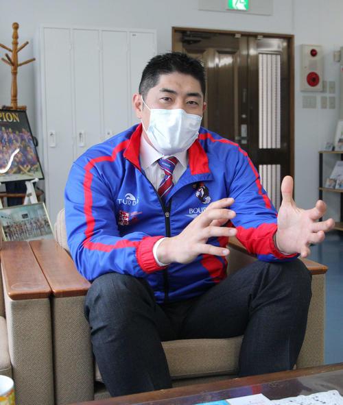 水球ブルボンKZ青柳監督の決意、厳戒で練習模索
