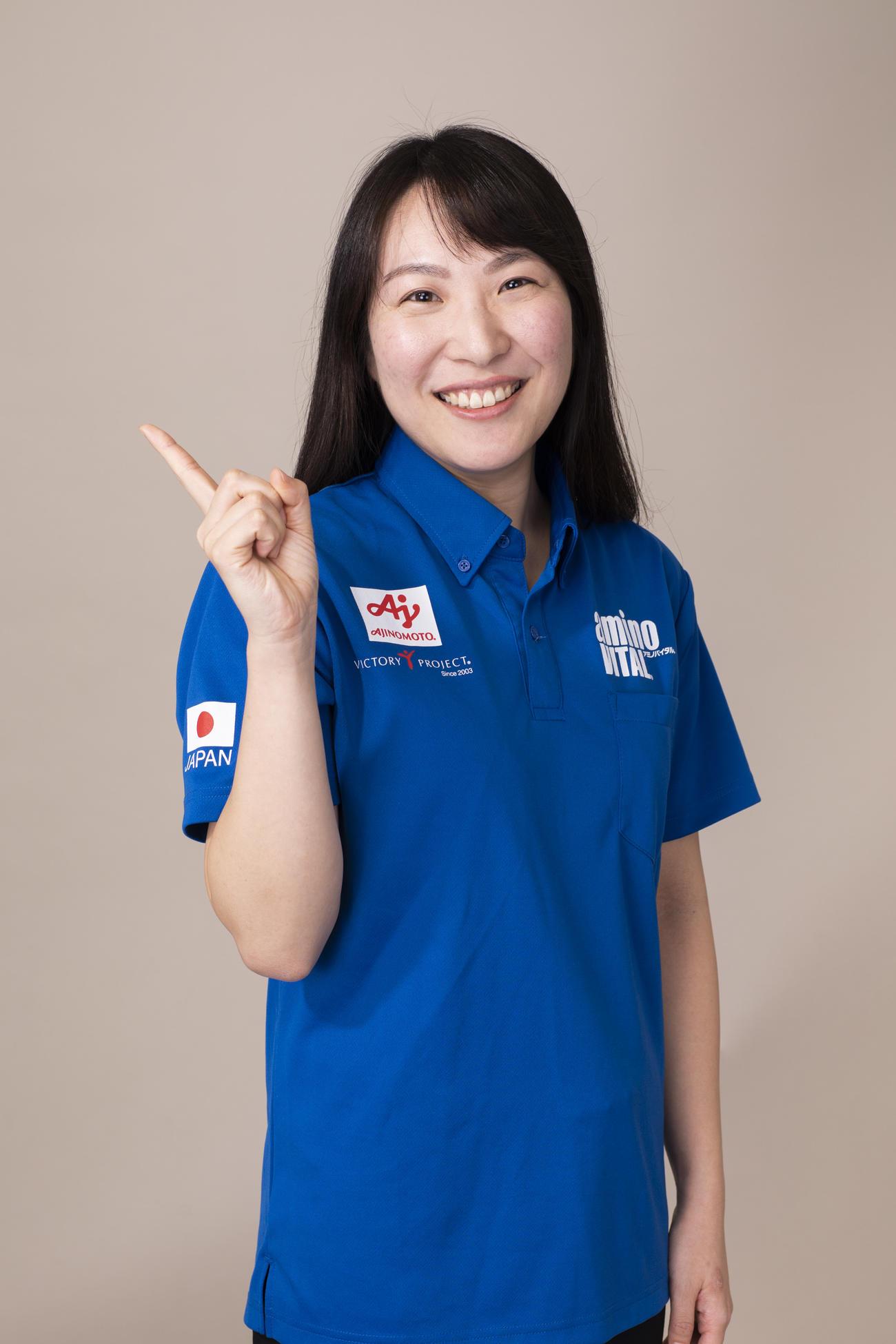 味の素VPの管理栄養士、鈴木晴香さん