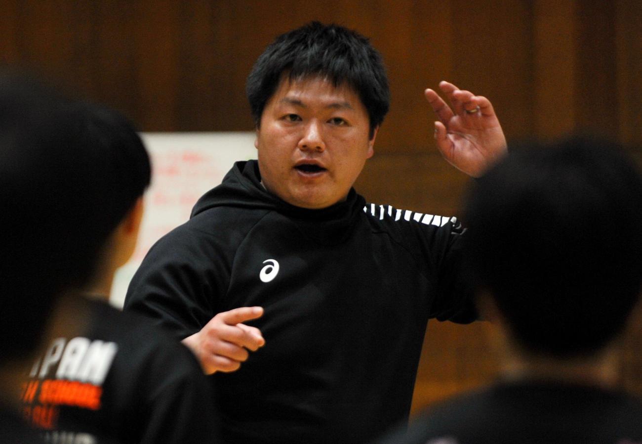 盛岡誠桜の村田基新監督は選手たちとのコミュニケーションを密にして公式戦復活に備える