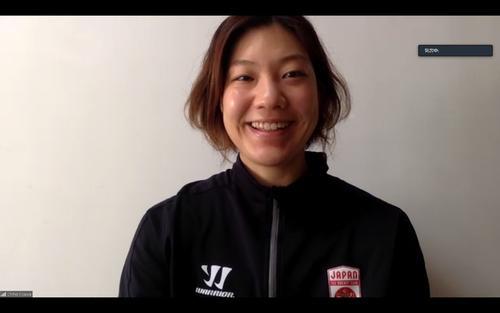 Photo of アイホ大沢ちほ「最大限を」22年北京五輪へ思い
