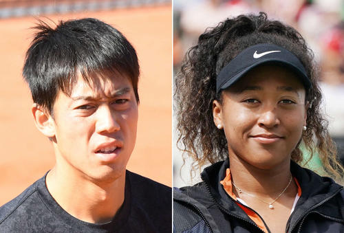 Photo of Tennis is held in the US with no audience! Nishikori and Osaka intend to participate