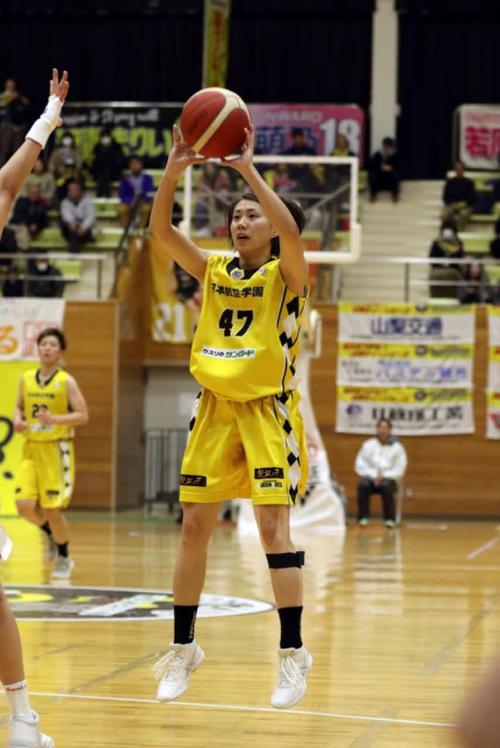 Photo of Yamanashi-based athlete married Araki soccer and basketball Uchibori