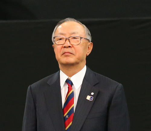 Photo of Chairman Sadayoshi Fujishige is reappointed to the Japan Table Tennis Association and female directors increase