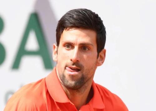 Photo of Djokovic is positive for corona