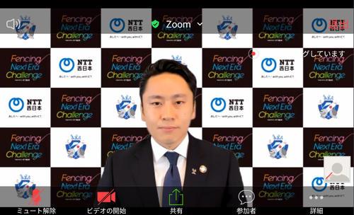 Photo of 太田雄貴会長がエール「勝負は1年1カ月先だよと」