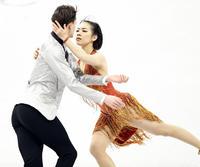小松原美里&コレトらアイスダンス強化選手コメント - フィギュア : 日刊スポーツ