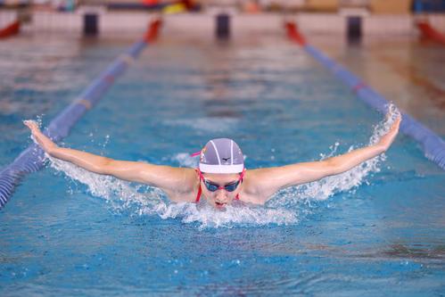 池江璃花子「水泳をやっていてよかった」2時間練習