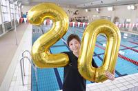 池江璃花子「頼りながら 意思を持って 大人の女性に」 - 水泳 : 日刊スポーツ
