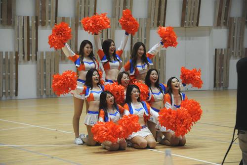 Photo of Albirex Cheerleaders Video Streaming