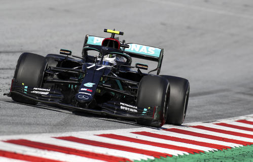 Photo of Bottus of Mercedes-AMG / Austrian GP