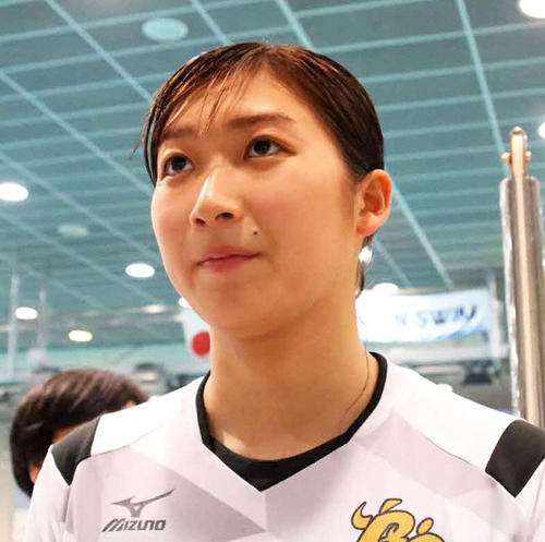 "Photo of Rikako Ikee aims to return to ""Japanese students"""
