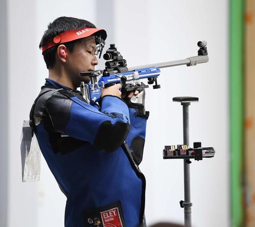 Photo of Takashi Matsumoto and Shiori Hirata maintain Olympic representation