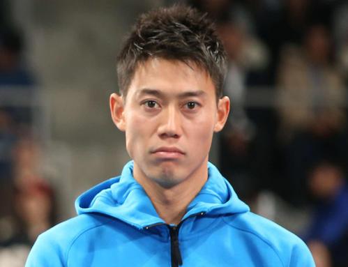 Photo of Returned Kei Kei Nishikori entry reopening tour first match