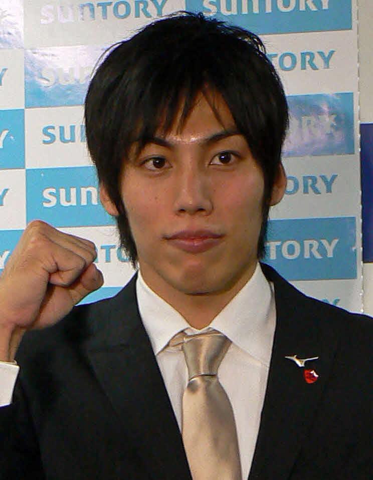 越川優(2009年7月6日撮影)