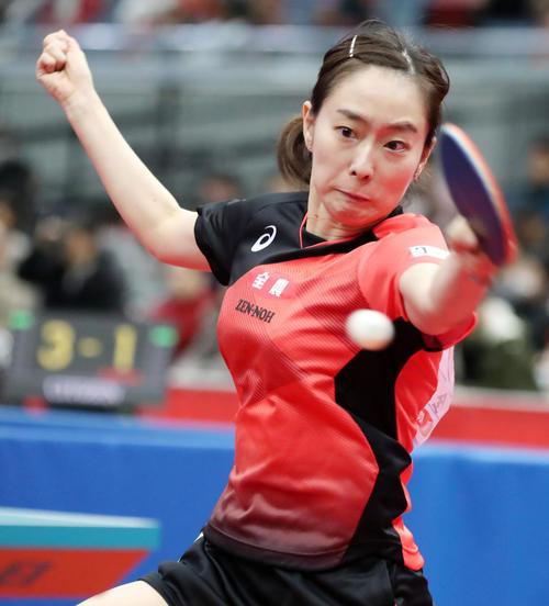 """Photo of Kazumi Ishikawa's online table tennis lesson """"I got better"""""""