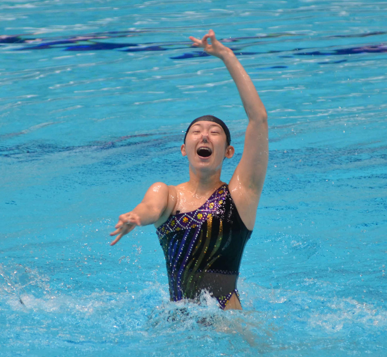 女子は小俣夏乃、男子は内田吉信V AS都特別大会 - 水泳写真ニュース ...