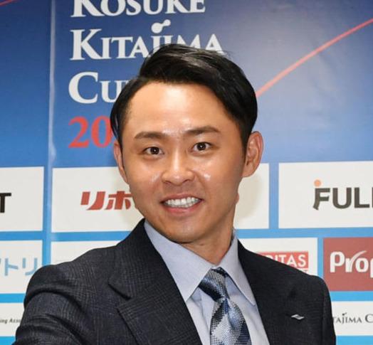 北島康介氏(2020年1月23日)
