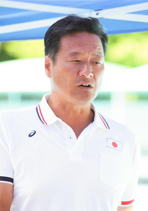 水球男子代表の大本監督「日本に足りないのは経験」
