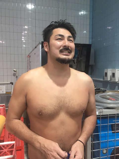 志水祐介(2019年10月15日撮影)