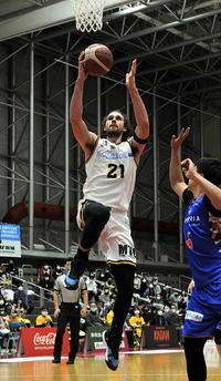 B2仙台が先勝 ジェイコブセンがダブルダブル - バスケットボール : 日刊スポーツ