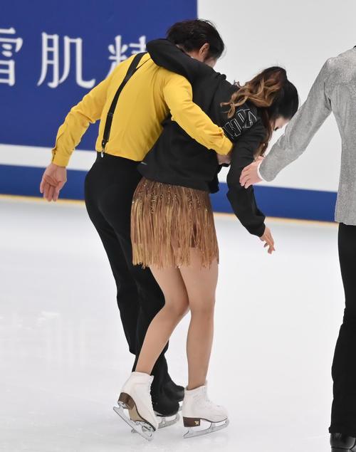 アイス ダンス 村 中