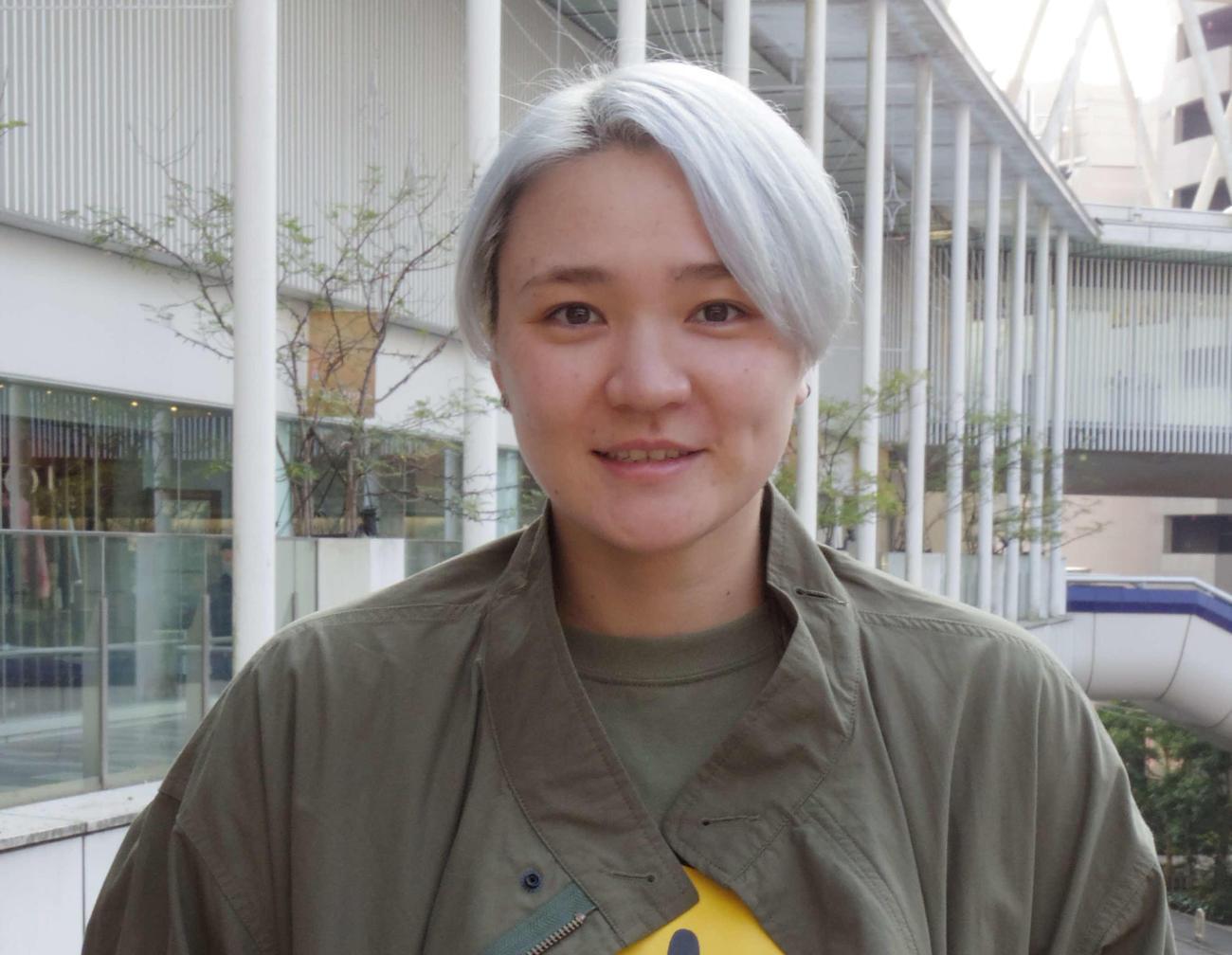 吉田亜沙美(2020年12月2日撮影)