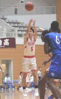 開志国際男子V4、ウインター杯棄権の悔しさ晴らす - バスケットボール : 日刊スポーツ