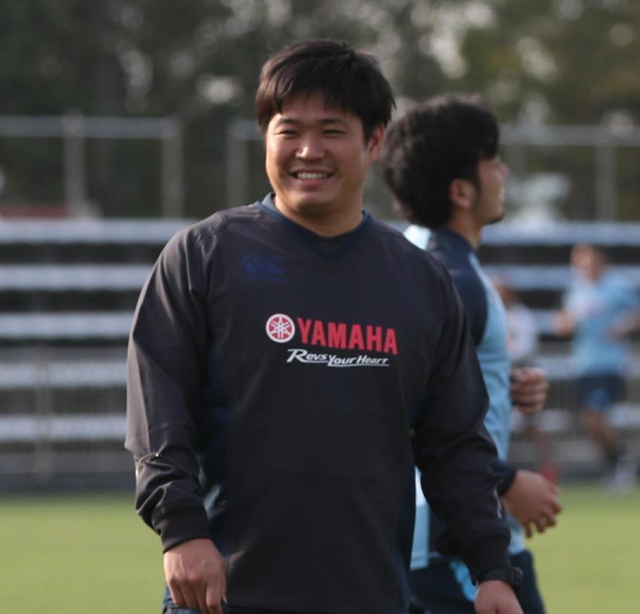 大田尾竜彦氏(2018年4月2日撮影)