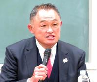 全柔連の山下会長、続投の決意表明していた - 柔道 : 日刊スポーツ