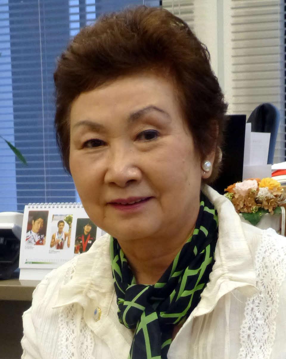 小野清子さん