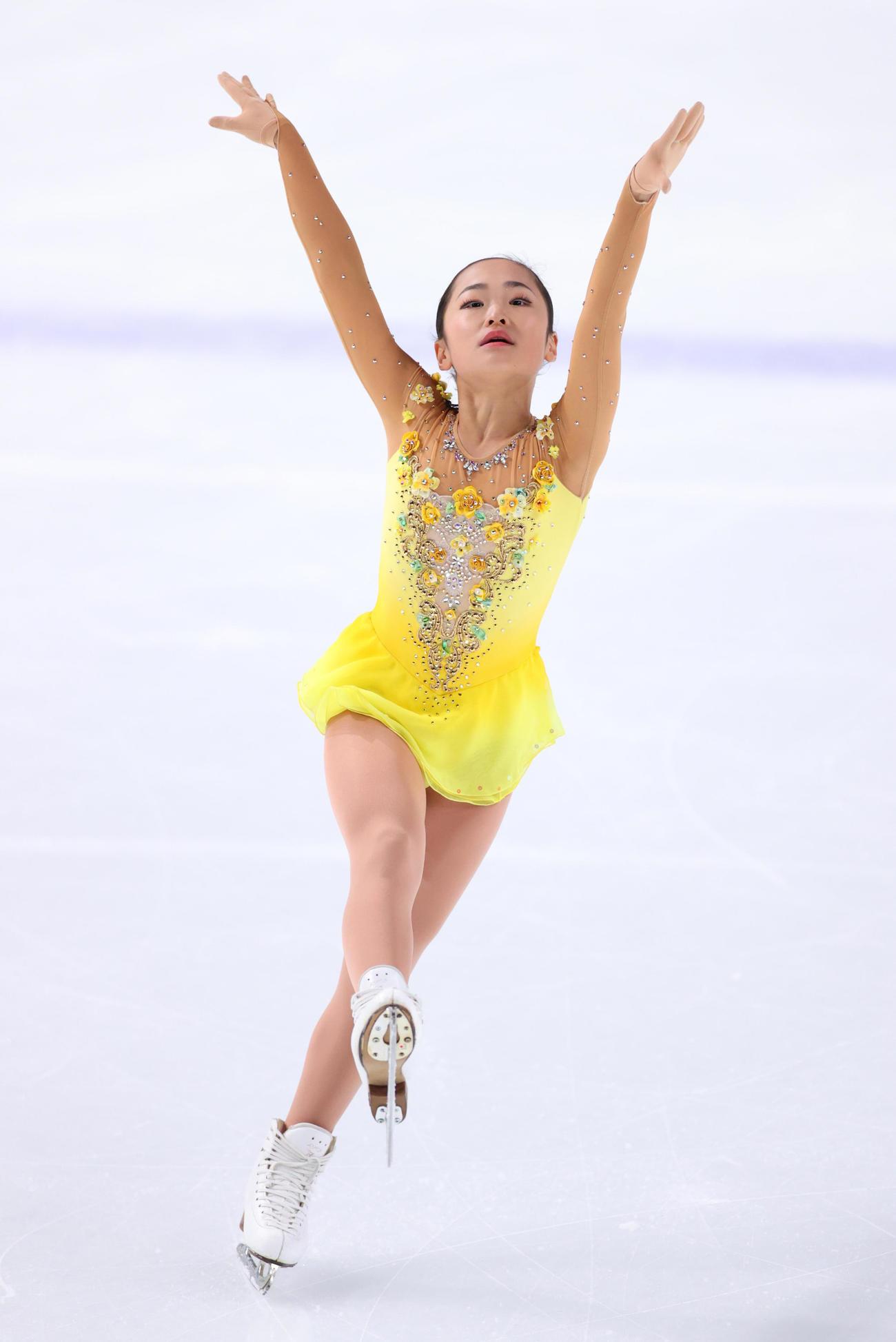 島田麻央(2020年11月23日・代表撮影)