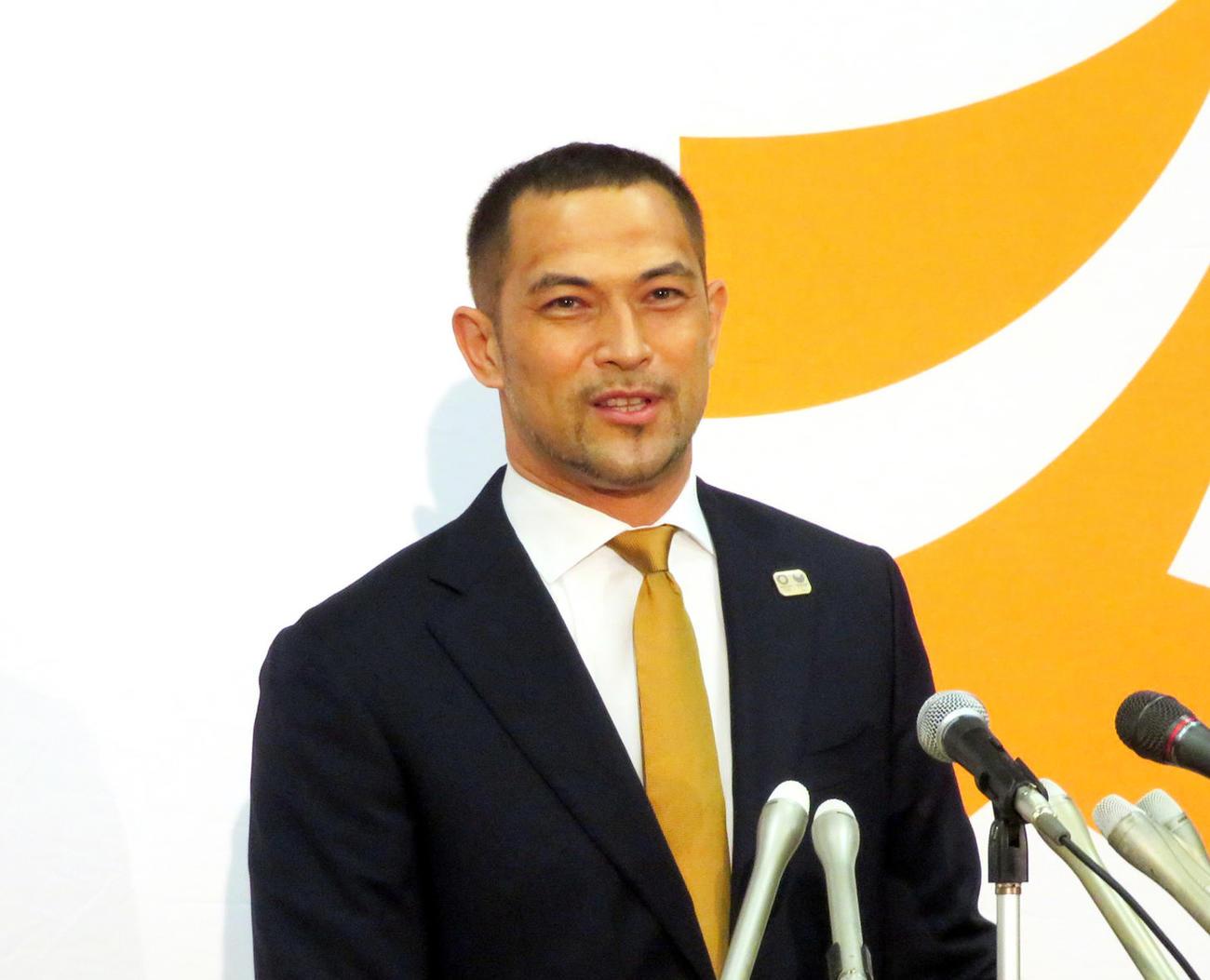 室伏広治スポーツ庁長官