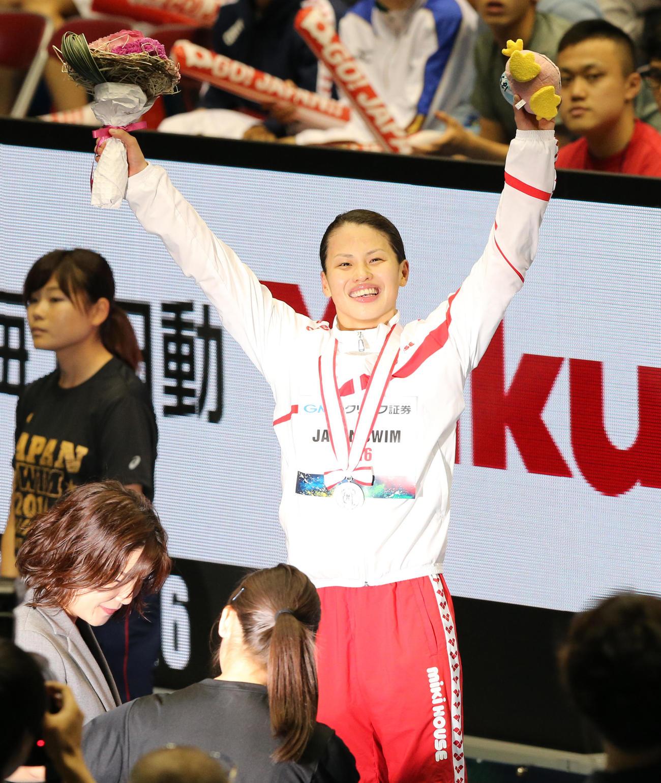 清水咲子(2016年4月4日)