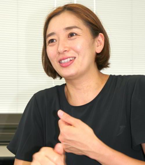 元競泳代表の伊藤華英さん、全日本柔道連盟入り「大きな役割を」