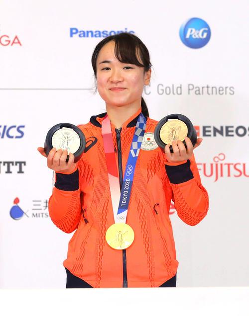 オリンピック×パラ初の合同イベント 伊藤美誠、パラ競泳の鈴木孝幸が参加