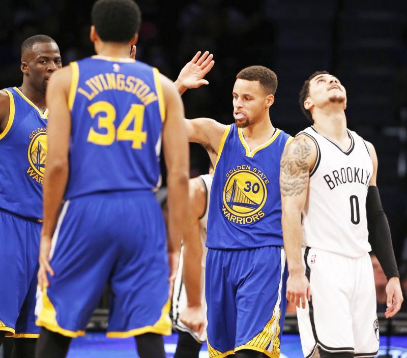 nikkansport.com @ mobile昨季王者ウォリアーズ開幕22連勝 NBA