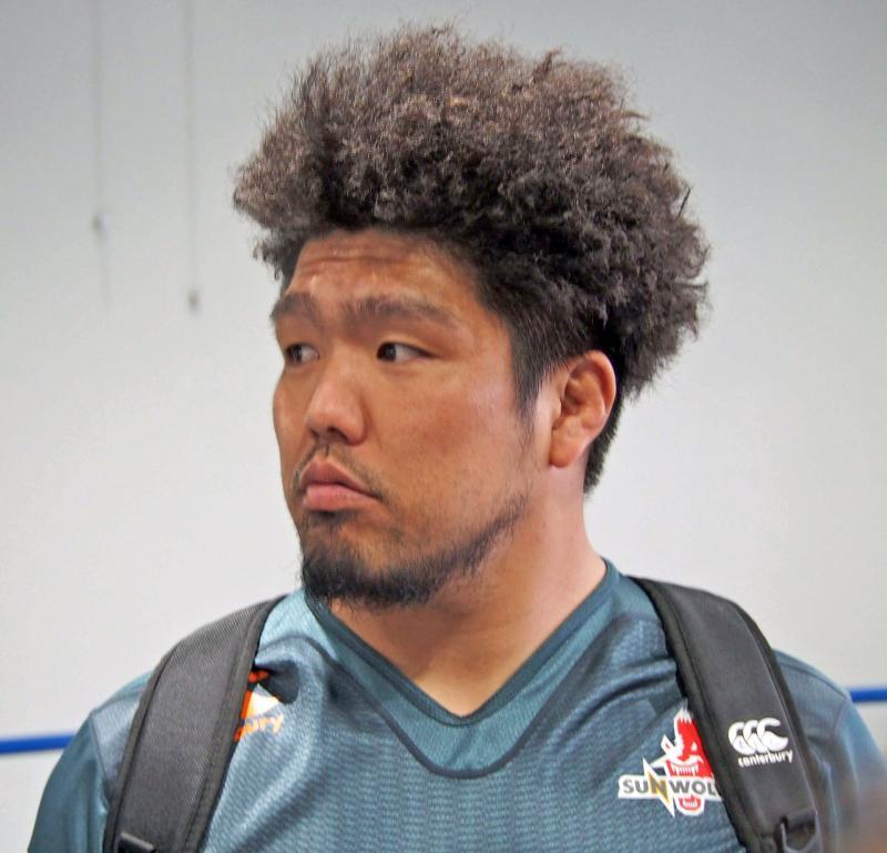 堀江翔太「ドン・キング」奇抜髪形で気合も十分