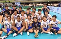 駿台学園は東京対決制し初V 総合力の高さで頂点 - バレー : 日刊スポーツ