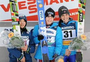 沙羅ユース五輪もメダル宣言/W杯スキー - スポーツニュース : nikkansports.com