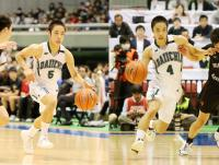 福岡第一が2冠 Wエース重冨ツインズで35点 - バスケット : 日刊スポーツ