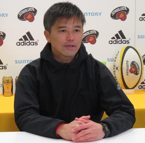 沢木敬介氏(2018年12月13日撮影)
