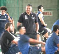 ラグビー日本代表に高級梅干し「疲労回復にいいね」 - ラグビー : 日刊スポーツ