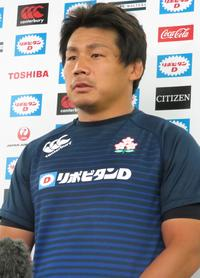 田中史朗、西川征克ら17日イングランド戦先発へ - ラグビー : 日刊スポーツ