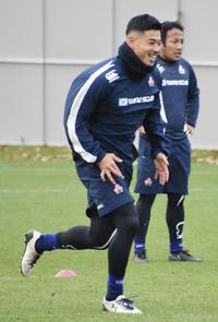 WTB山田、聖地で先発起用へ「自分の強み生かす」 - ラグビー : 日刊スポーツ