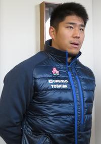 日本代表SO松田力也「日本強いと印象与えたい」 - ラグビー : 日刊スポーツ