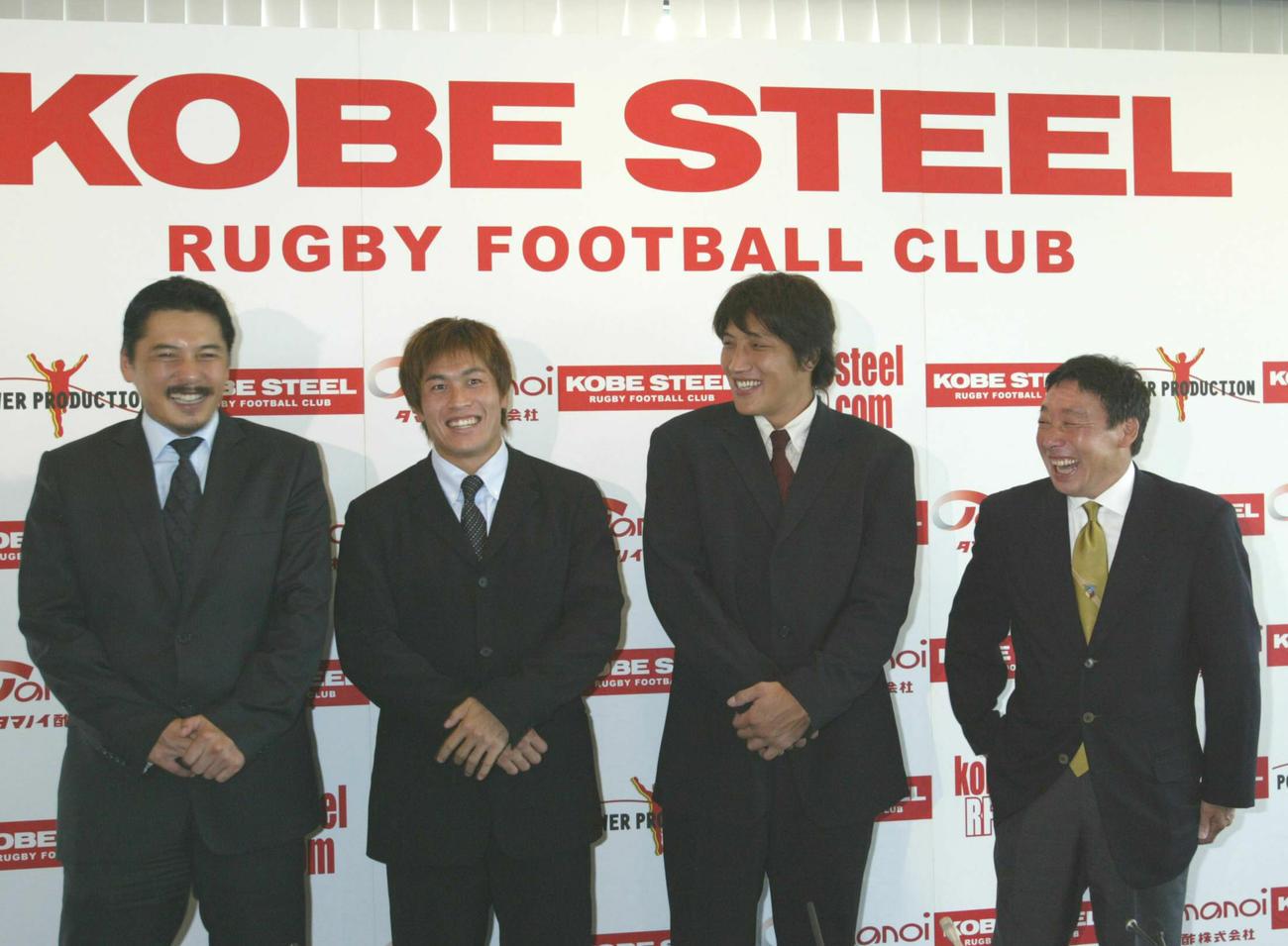萩本光威氏 新しい神戸の歴史作れ/神鋼のキセキ2 , ラグビー