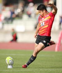 ウルフパックが田村を司令塔に大勝、次戦は27日 - ラグビー : 日刊スポーツ