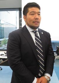 畠山健介、ラグビー人気復活へ3要素の重要性訴える - ラグビー : 日刊スポーツ