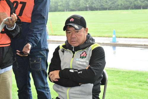 ラグビー15人制男子日本代表の強化委員長に就任した藤井雄一郎氏